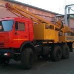 Буровая установка УРБ-2Д3