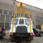 Самоходная буровая установка УРБ-4Т